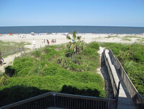 Starting a beach week (2/5)